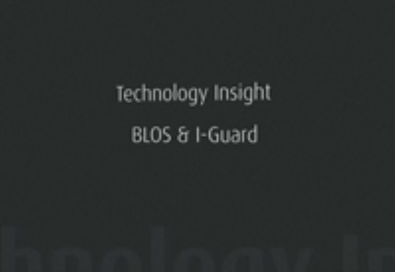 Technology Insight: Blos & I-Guard